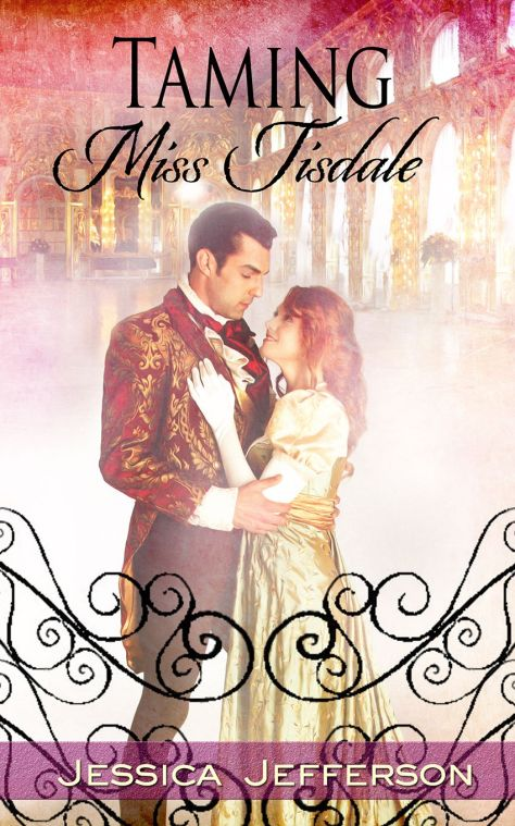 Cover for Taming Miss Tisdale for Thursday Threads